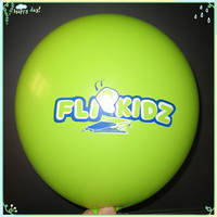 China industrial advertisement custom rubber inflatable balloon