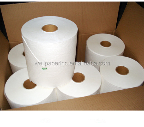 6 ROLLS PAPER CENTRE PULL Feed DISPENSER WHITE Wall MOUNTED Lockable ABS Plastic CENTREFEED centerfeed