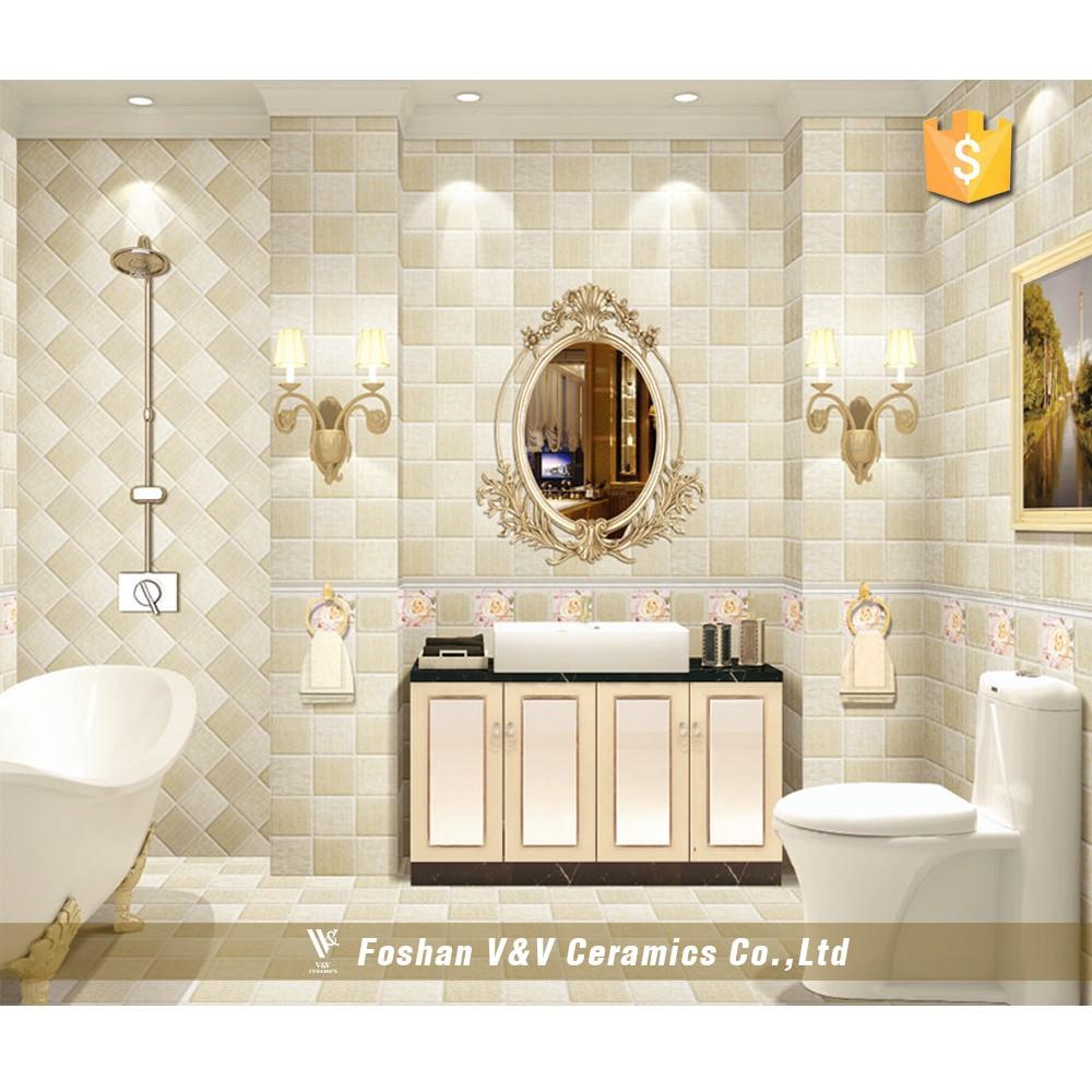 A basso prezzo mattonelle della parete per il bagno, fabbrica da ...