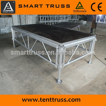 Supplier New Innovative Small Portable Stage Platform Made In ...