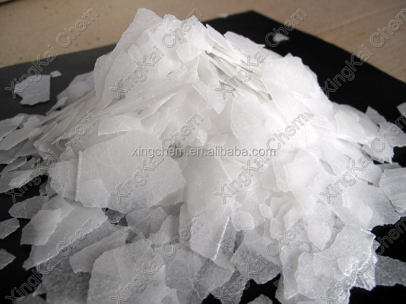 chemicals for making liquid soap caustic soda