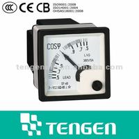 The Round Panel Meter And Dc Ammeter 50a