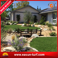 High UV Stability/Natural Look Landscaping Artificial Turf Grass