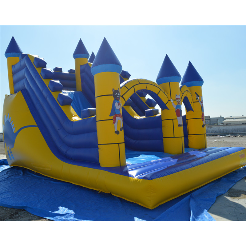 HOT SALE Toboggan, BEST PRICE inflatable water slide