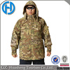 Multicam waterproof winter jacket military uniform supply