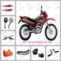 NXR 200 BROS motorcycle spares and accessories