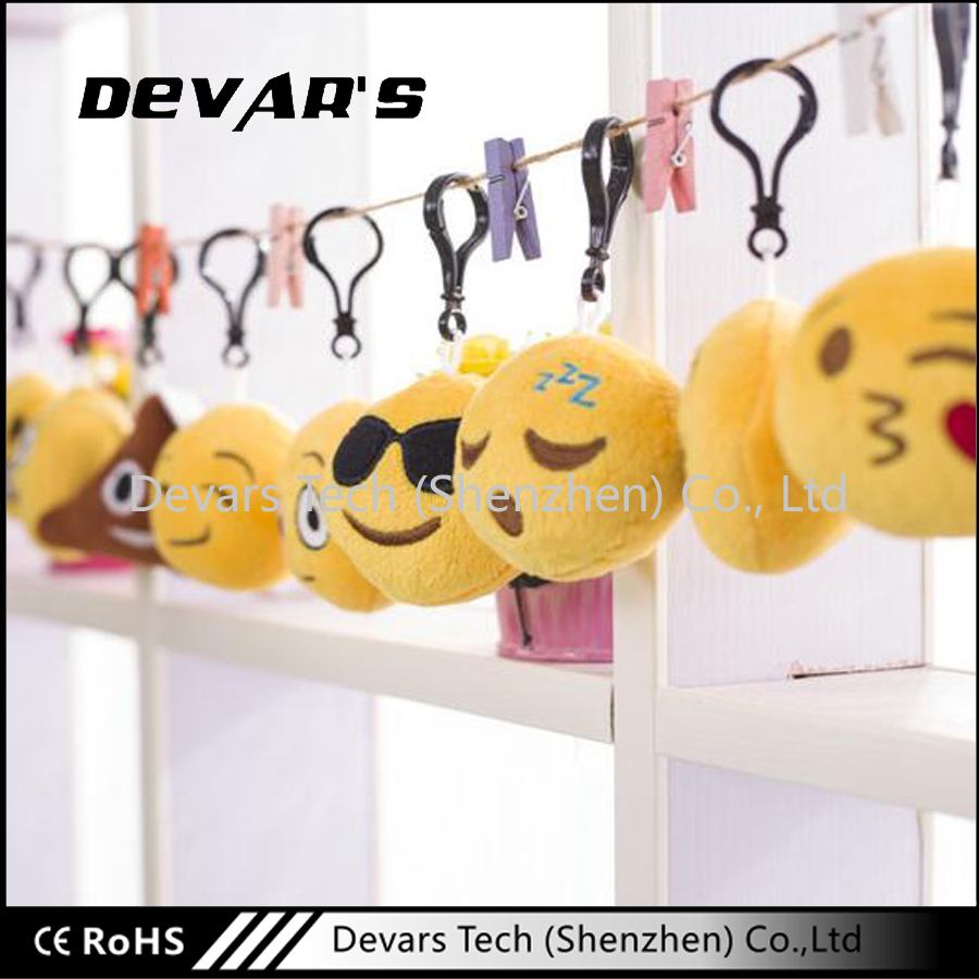 Factory Cheap Custom Plush Emoji