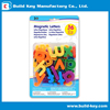 "Magnetic Letters Educational 1.75"" Toy Plastic English Lowercase"