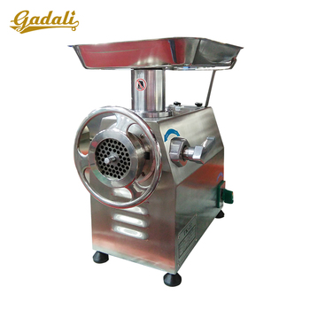 Cheap stainless steel commercial meat mincer national domestic meat grinder machine used price,electric industrial meat grinder