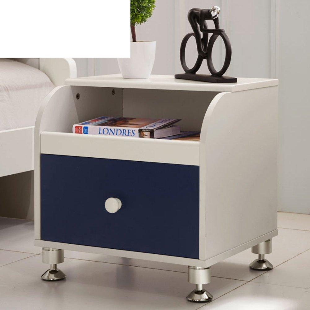 Sapphire bedside cabinets,Children bedroom suites lockers,Bedside tables bedside cabinet furniture-A