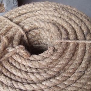 4mm natural jute rope for garden