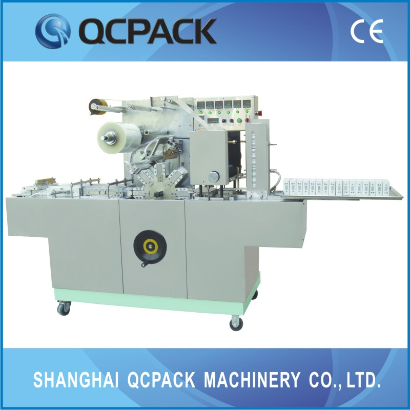 High Quality Cigarettes Cellophane Wrapping Machine