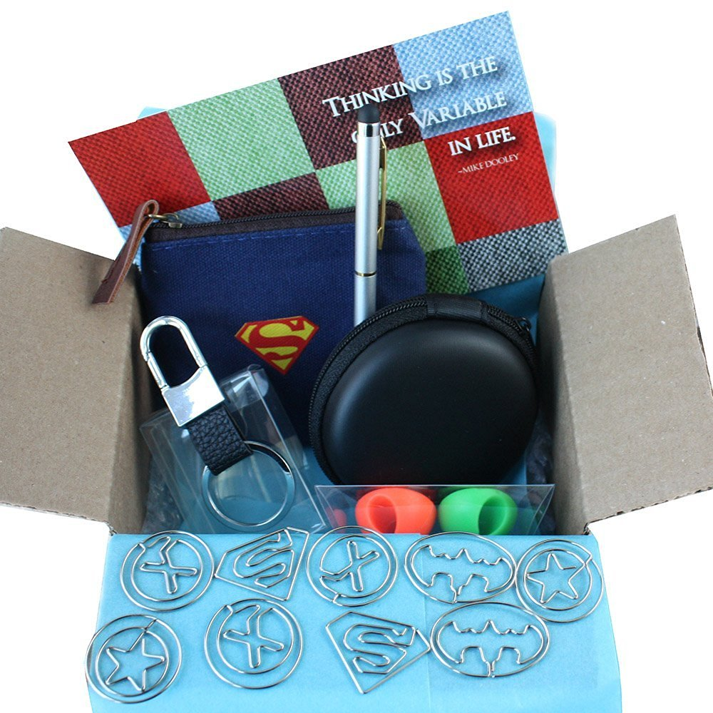 Get Quotations Gifts For Men Guy Gift Basket Box Set Cool Tech Accessories Him Office Supplies New