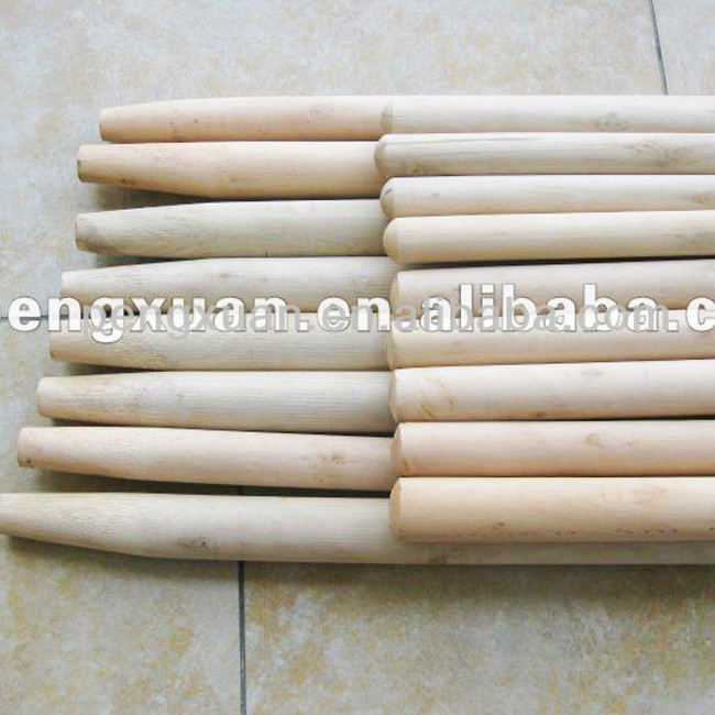 120*3.6cm 150*3.6cm customized size wooden handle for shovel hoe pickaxe