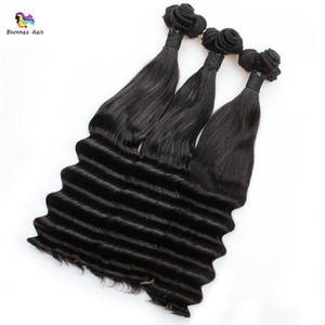 Wholesale 100% Human Unprocessed Virgin Ban Deep Wave Fumi Hair