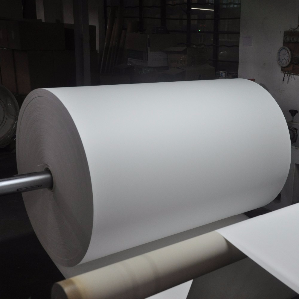 45gsm 3500m jumbo roll sublimation transfer paper for textile