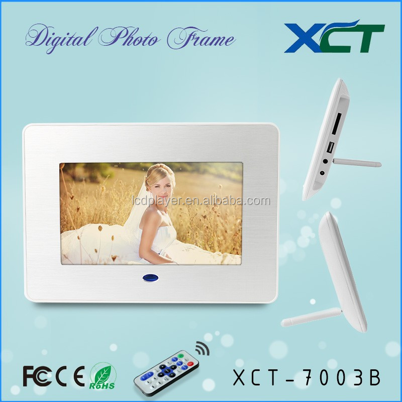 Hd Display 7 Digital Photo Frames Of Sexy Movie Full Open For ...