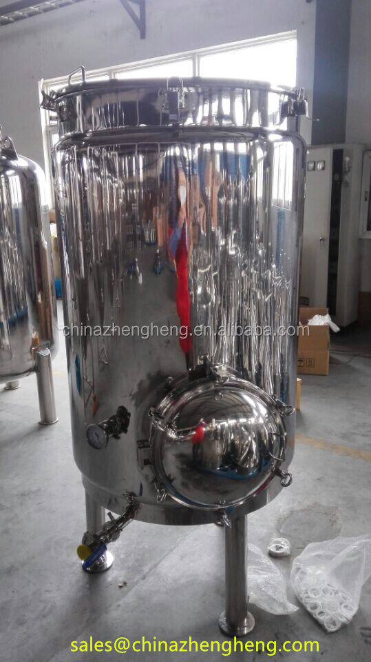 Profession and Innovated stainless steel 500l electric mash tun
