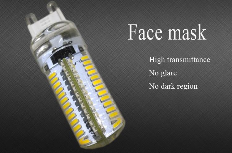 120v 230v G9 Led Bulb 4w Replacing 40w G9 Halogen Mini Led - Buy ...