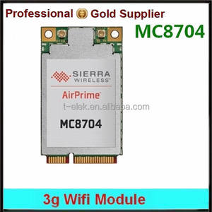 Sierra wireless MC8704 2100MHz gps wcdma 3g wifi module
