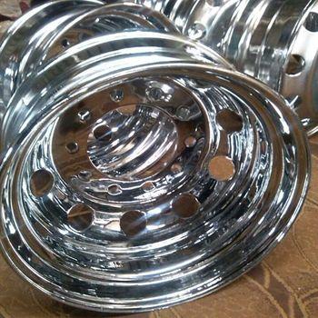 Jiujiu Wheel Price For Chroming Wheels Hot Sale In Brizal - Buy Price For  Chroming Wheels,Price Wheel 11r22 5,Deep Chrome Wheels Product on