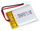 402025 3.7v 150mah li-polymer rechargeable battery for gps tracker
