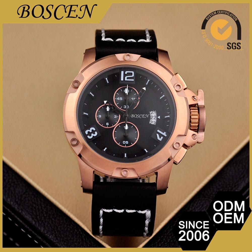 Premium Quality Custom Brand Movement Omax Quartz Watch Stainless ...