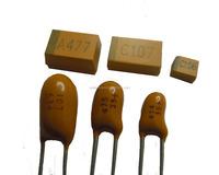 1uF 50V 105K 10% B/C case CA45 Chip Tantalum Capacitors with TAPE Reel pack