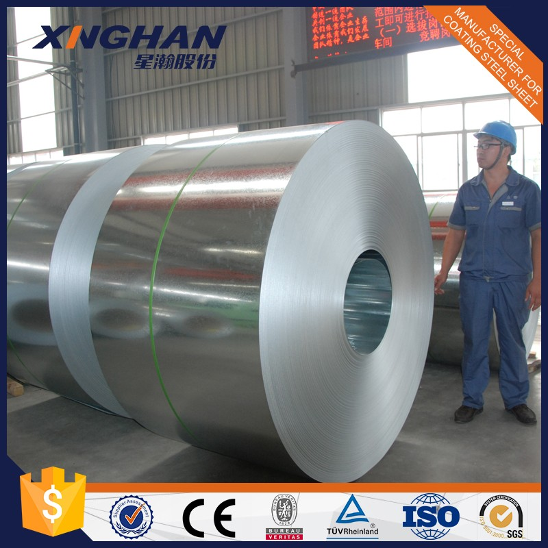 China Manufacturer Wholesale Distributors Galvanized Steel Coil
