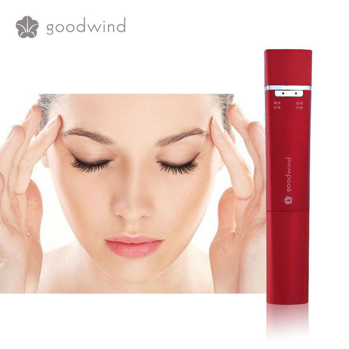 Goodwind CM-10 microcurrent face toning and lifting popular ionic anti-wrinkle facial massager
