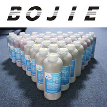 UV dx5 eco solvent ink for large format printing machine