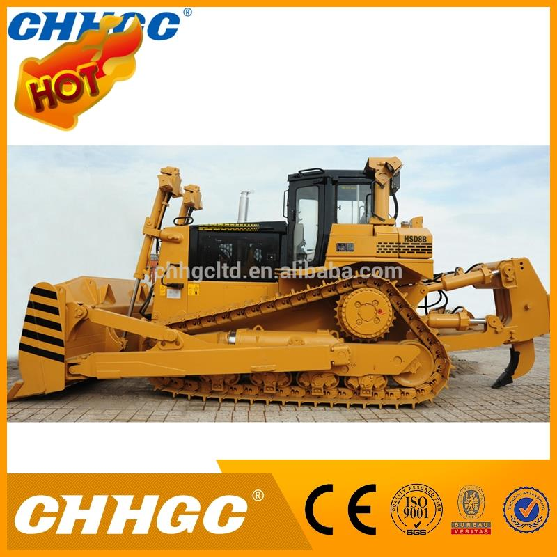 320HP CHHGC Bulldozer Price HSD8B with High Performance