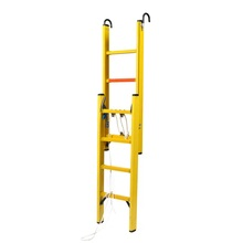 Beste verstelbare 3.8 m tall vouwen extension 7 stap <span class=keywords><strong>ladder</strong></span>