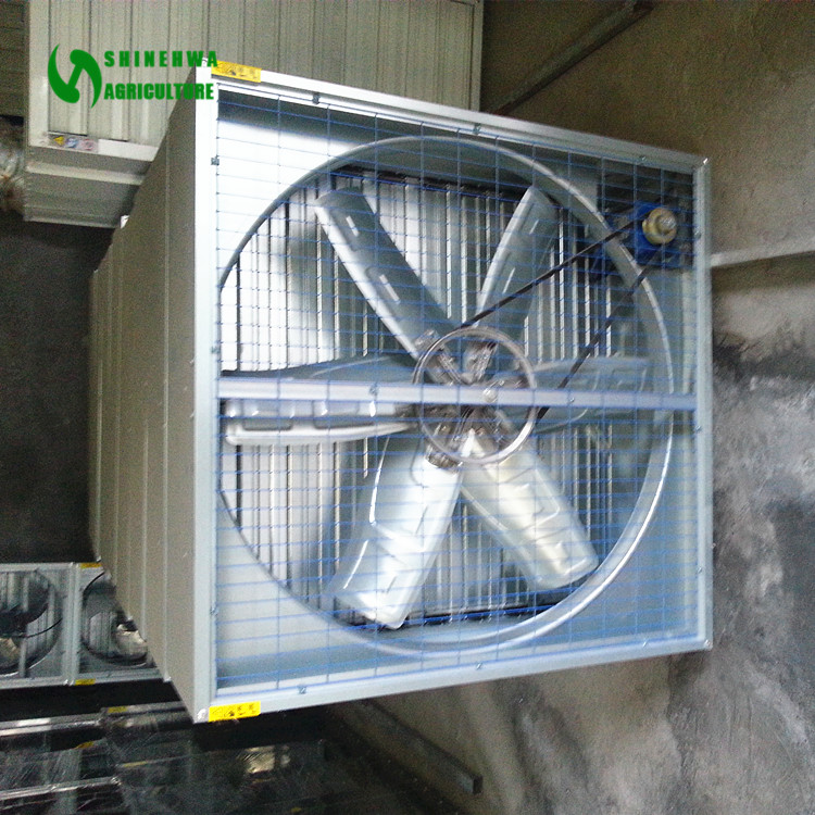 Fan Monitoring System : Greenhouse exhaust fan climate control system