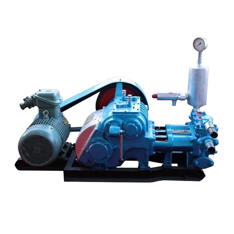 Yg trending products small drilling mud pump for sale work video