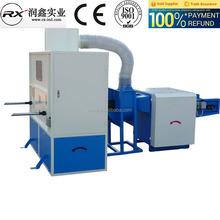 Pillow fiber filling machine line big toy filling machine