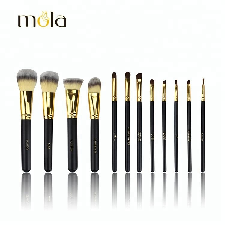 wholesale 12pcs makeup <strong>brushes</strong>