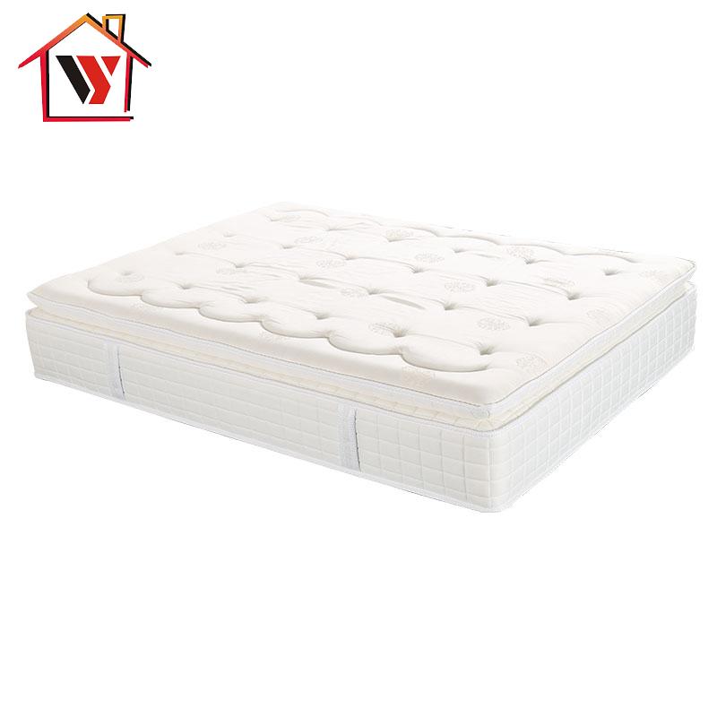 WY27-1 Hotel colchón marcas, colchón barato precio de sleepwell ...