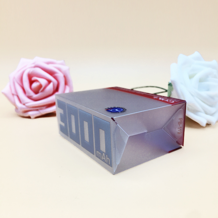 OEM factory PVC/PP/PET small clear hard packaging box plastic with printing