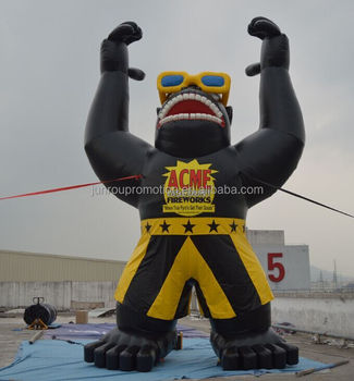 commercial quality inflatable gorilla balloon for sales AD-14 & Commercial Quality Inflatable Gorilla Balloon For Sales Ad-14 - Buy ...
