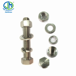 Manufacturing Stainless Steel Hex Bolt And Nut
