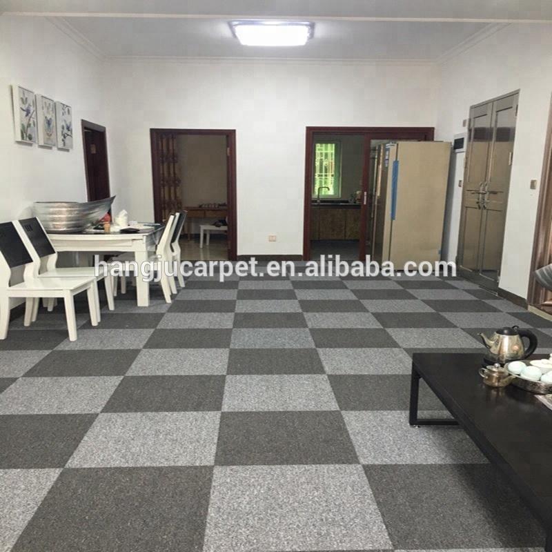 Art Deco Office Buildings Carpet Tiles