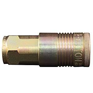 Milton S-1815 1/2 FNPT G Style Coupler by Milton Industries
