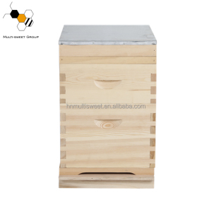 High quality Australian Bee hive with frame wooden beehive manufacturers