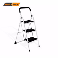4 Steps Aluminum ladder ATQ-5003HE