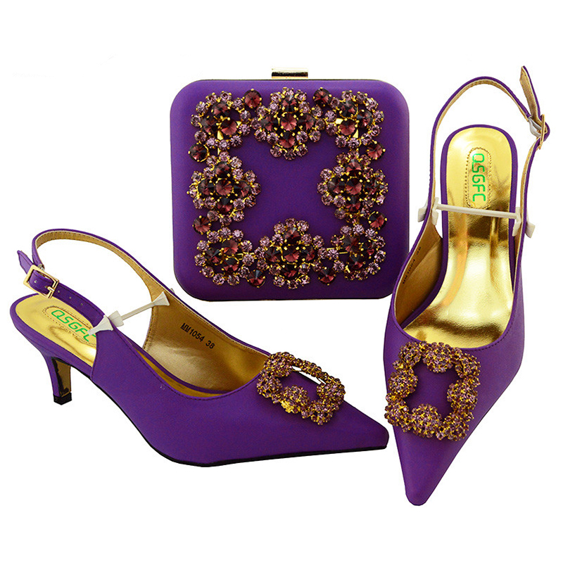 D italian African ser Beautiful blue design color bag for quality good women shoes and OqOFtxYHvw
