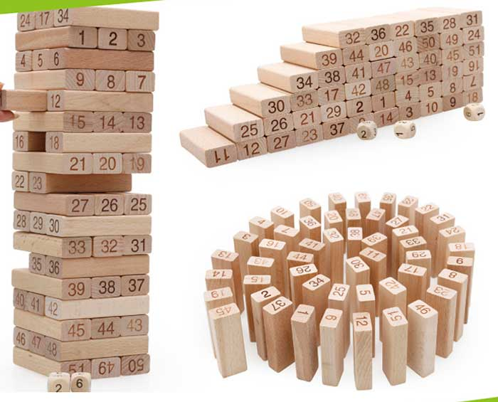 Assemble Puzzle Game Wooden Toys For Children Educational Assembly Games For Kids