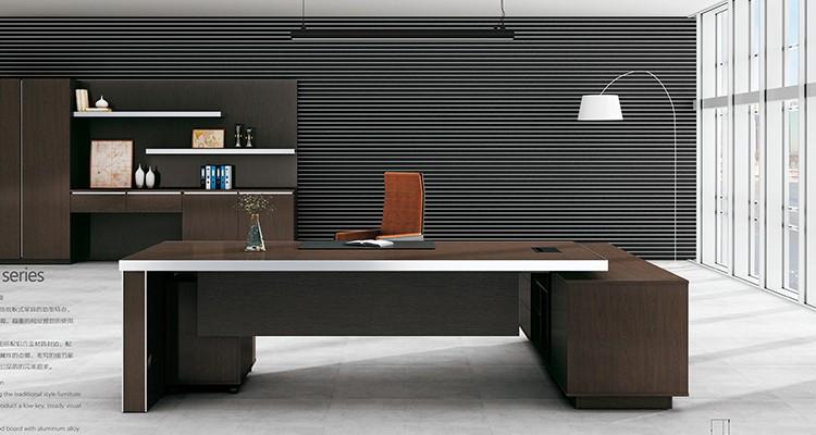 Tavolo Ufficio Legno : Ultimo disegno cina mobili per ufficio scrivanie in legno