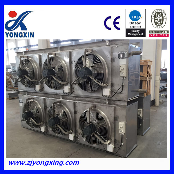 2017 hot sale factory directly sale air cooler evaporator for freezer
