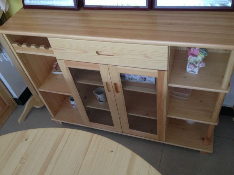 Credenza Per Sala Ristorante : Solido legno di pino importati scotch soggiorno sala da pranzo